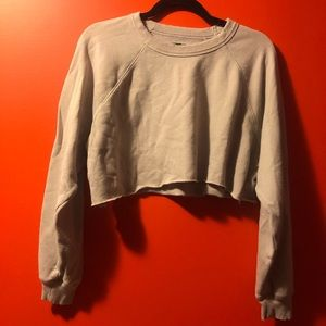 Arie Cropped Sweater